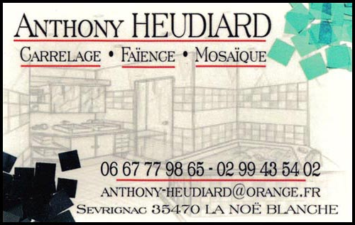 anthony heudiard, , faïence, carrelage,