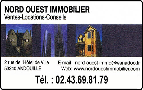 nord ouest immobilier, agences immobilieres