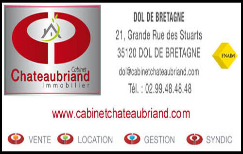 cabinet chateaubriand immobilier, agences immobilieres,