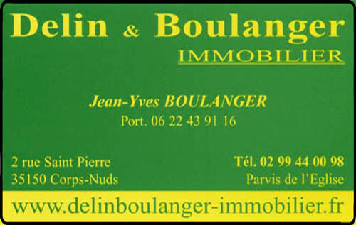 delin & boulanger immobilier, agences immobilieres,