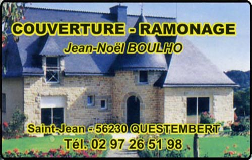 jean-noël boulho, couverture,ramonage,