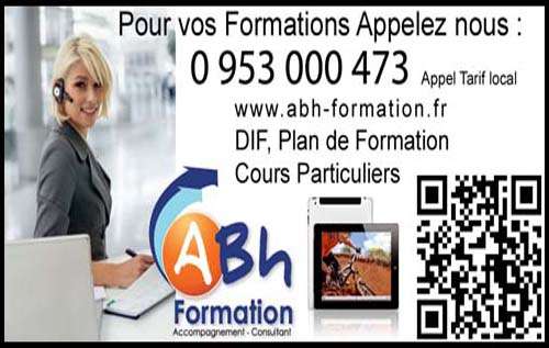 abh formation, informatique, formation informatique,
