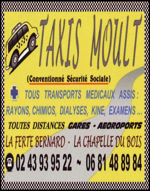 taxis moult, , taxis,