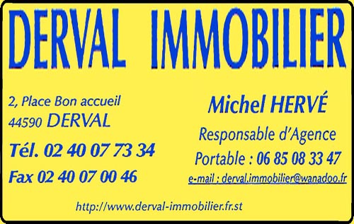 derval immobilier, , agences immobilieres,