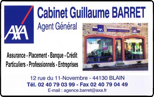 axa - guillaume barret, , assurance, banque, placement, credit,