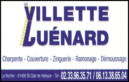 villette guenard, charpente, couverture,ramonage,zinguerie, traitement des toitures,
