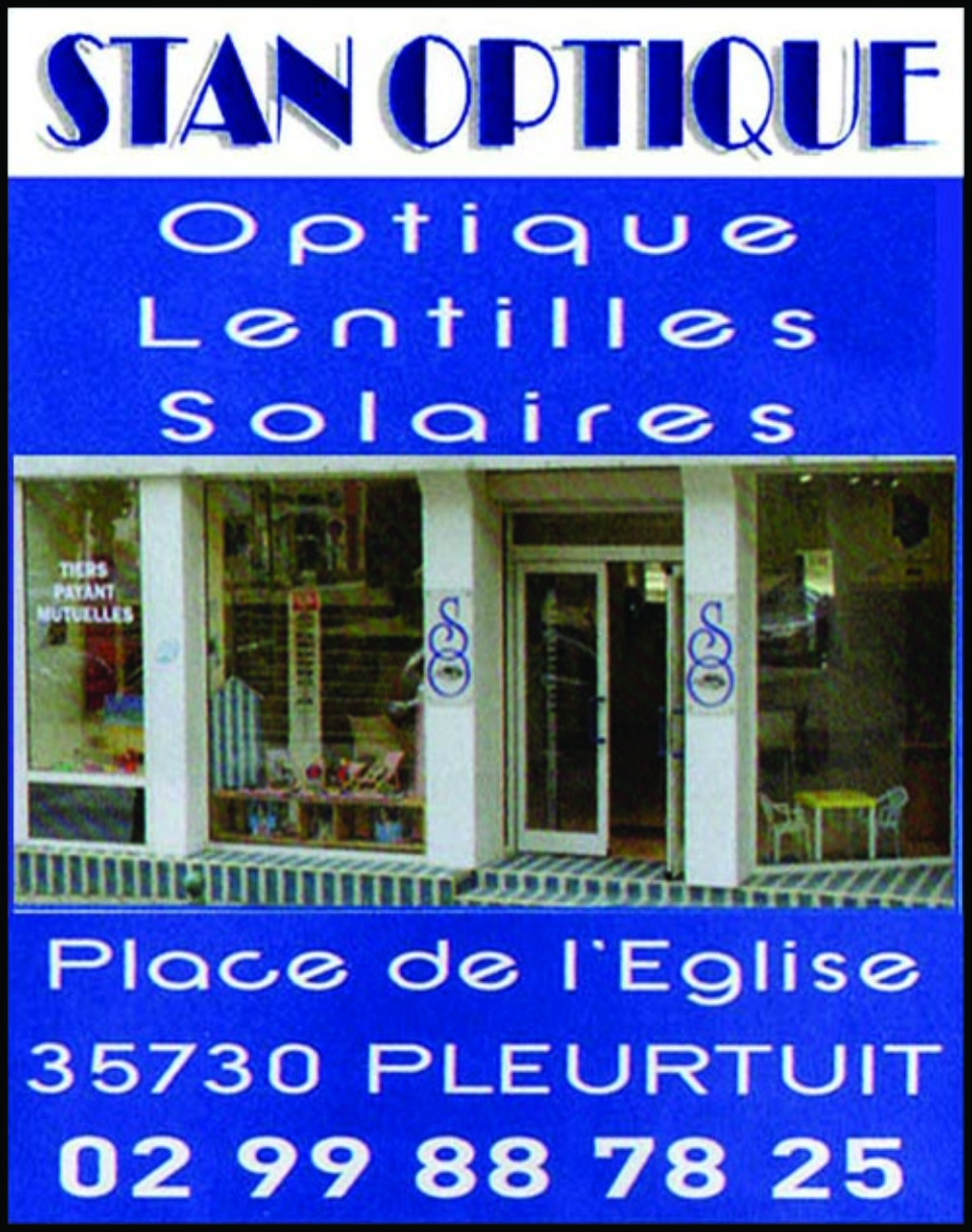 stan optique, opticien