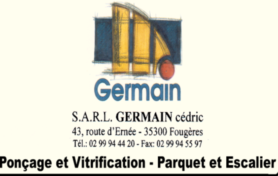 cédric germain, escaliers,poncages,vitrification de parquets,parquet