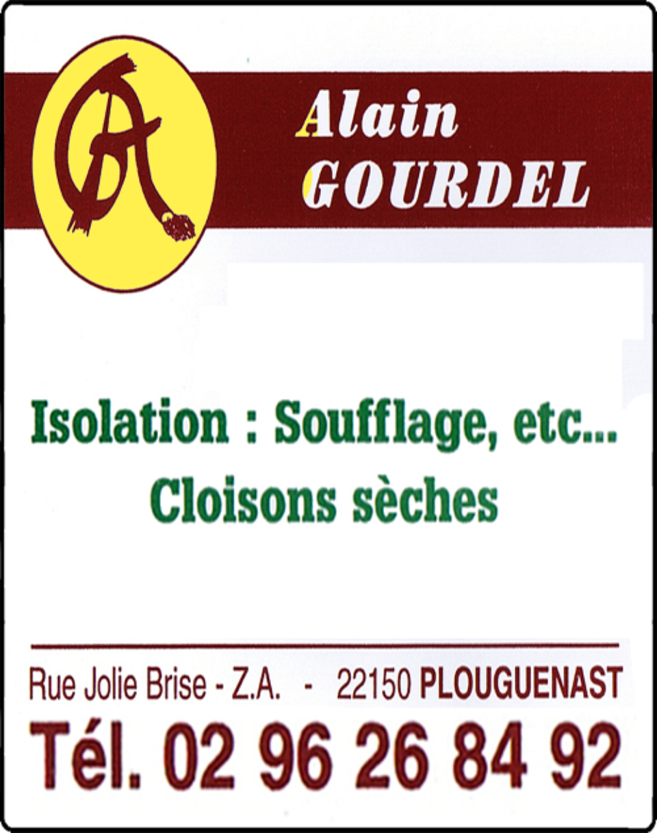 alain gourdel, isolation,isolation par soufflage,isolation par injection,agencement de combles,cloisons sèches